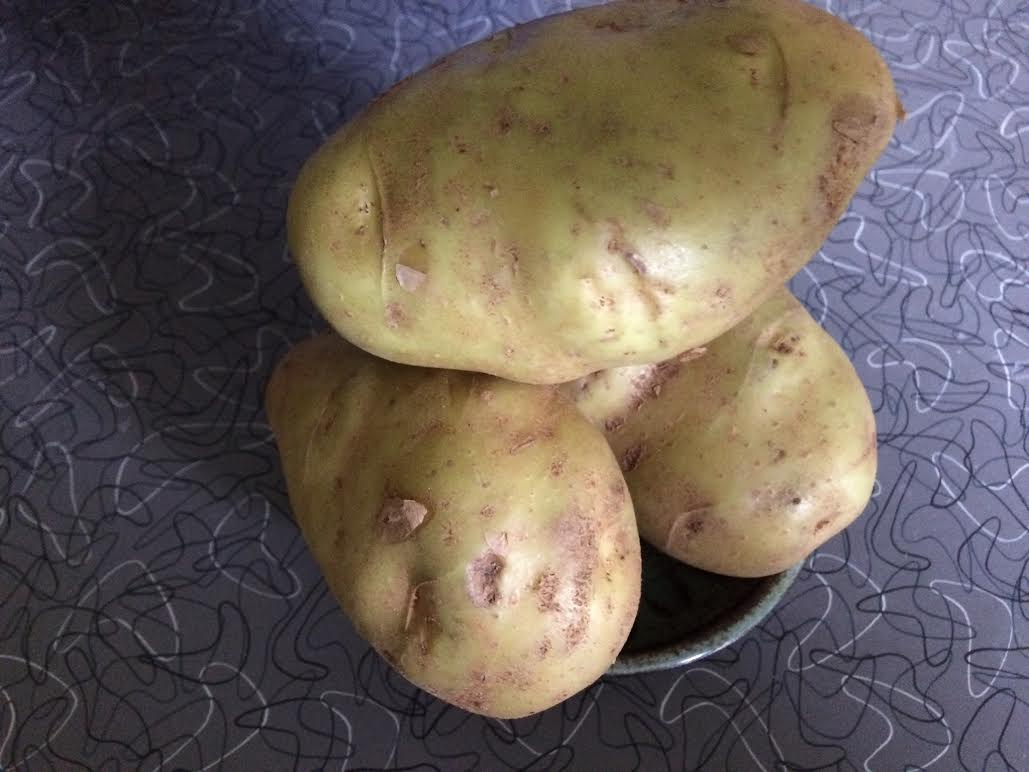 Barbee Farms potatoes