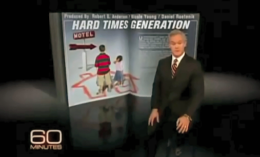 Children in Poverty, from 60 Minutes, March 2011