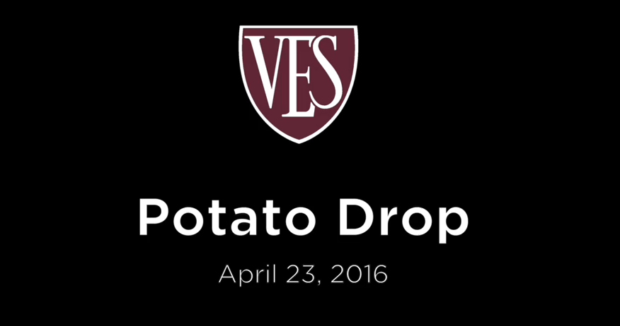 VES Potato Drop 2016