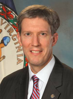 Todd Haymore, Virginia Secretary of Agriculture & Consumer Services