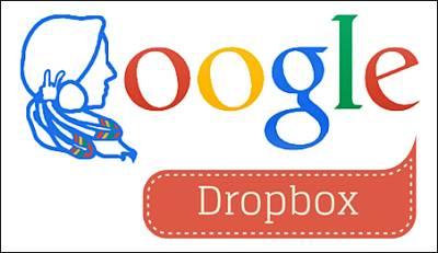 Google Dropbox Logo