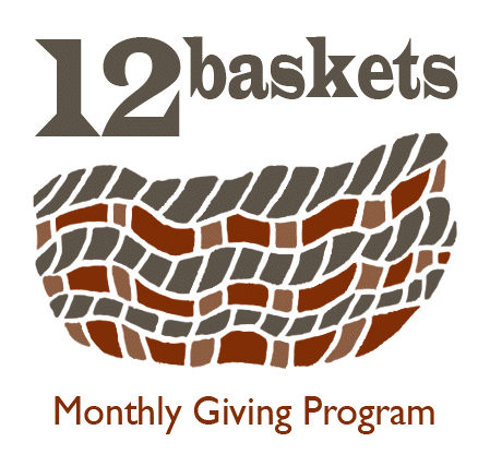 12 Baskets Logo