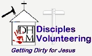 Disciples Volunteers