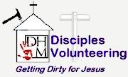 Disciples Volunteers