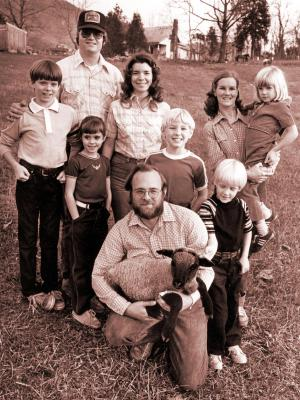 Buchanan & Horne Families, 1979